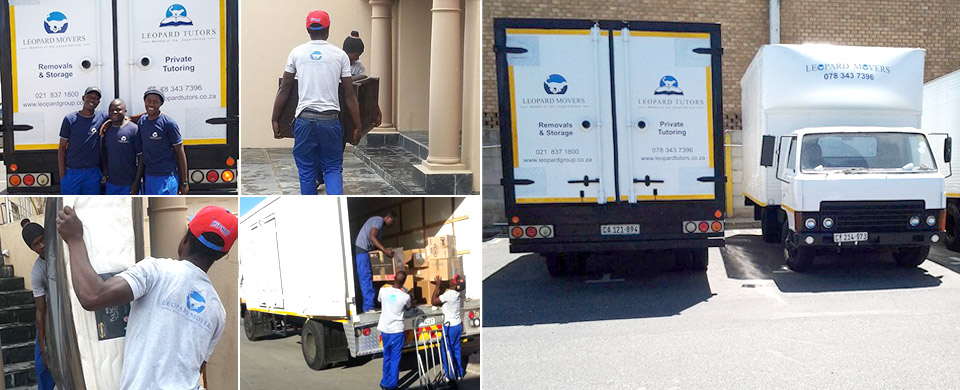 Furniture Removals Mfuleni